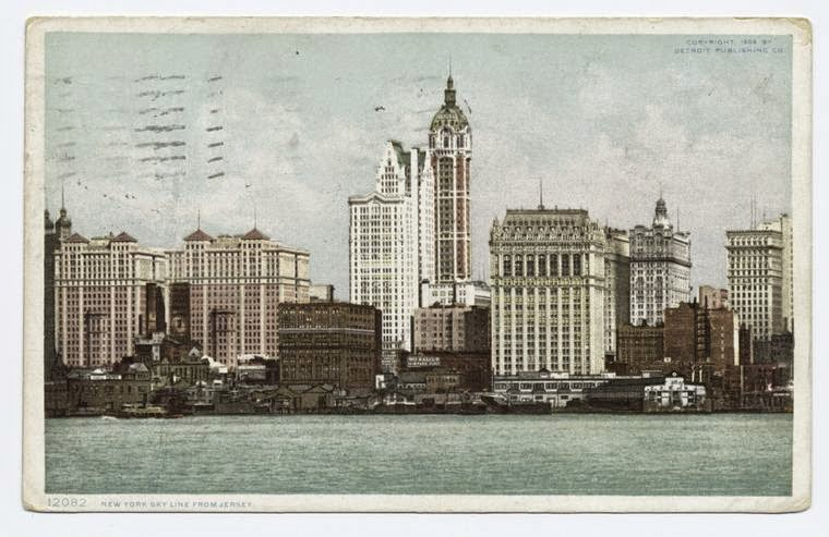 The Tallest Building In New York A Short History The Bowery Boys