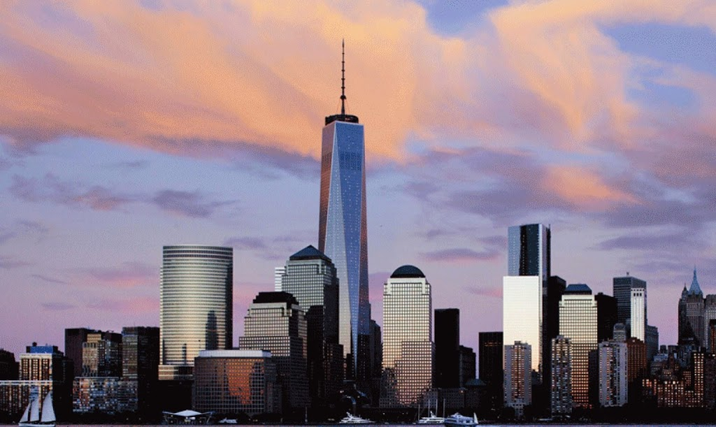 The Tallest Building In New York A Short History The