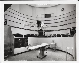 [Roosevelt Hospital, Sym's Operating Room.]