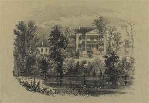 [Richmond Hill, residence of Aaron Burr.]