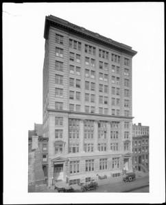 West 50th Street. Polyclinic Hospital.